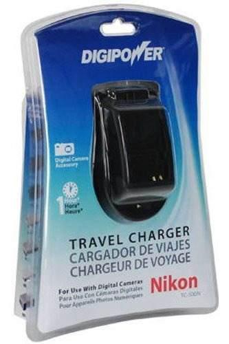 Cargador De Viaje Digipower Tc-500n Para Baterias De La Seri