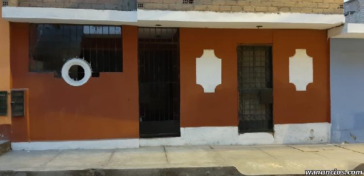 Departamento primer piso urb. Felipe Alva San Juan de