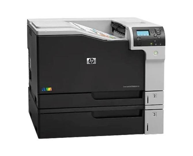 Impresora laser HP Color LaserJet Enterprise M750dn, 30 ppm