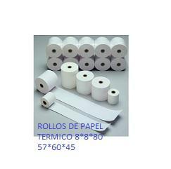 ROLLOS DE PAPEL TÉRMICO AQUÍ 5632749