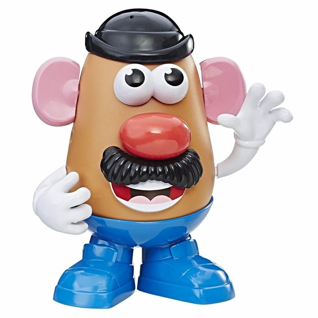 Juguete Señor Cara de Papa clásico Hasbro Mr. Potato Head