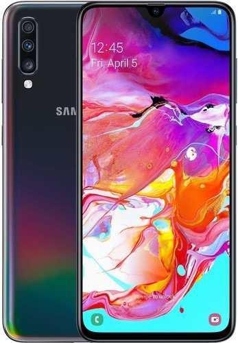 Samsung Galaxy A70 128gb, 6 De Ram, Mas Obsequio.