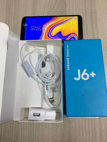 Samsung Galaxy J6 Plus 32gb 3gb Ram Con Caja Y Accesorios