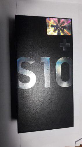 Samsung Galaxy S10 Plus 128gb 8 De Ram Libre De Fabrica