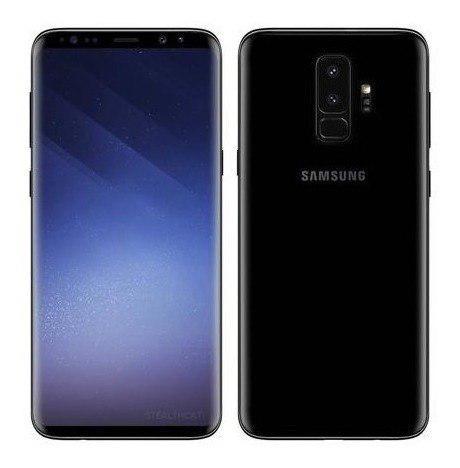 Samsung Galaxy S9 Plus 128gb Ram 6gb Libre De Fabrica