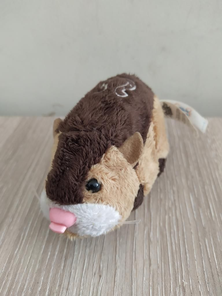Zhu Zhu Pets Hamster Electrico Vaquero