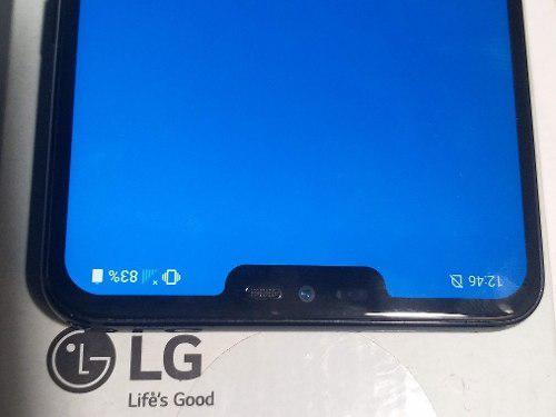 Lg G7 Thinq 4ram 64gb Imei Original 9pts