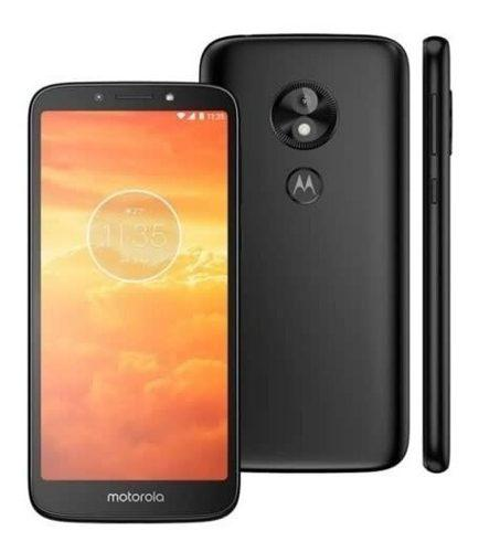Motorola E5 Play 4g Lte Lector Huella 16gb Nuevo Caja Libre