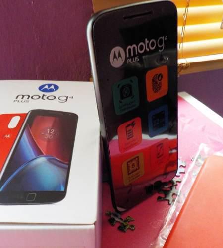 Motorola G4 Plus Liberado!!
