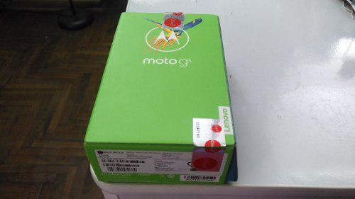 Motorola G5 32gb 2gb De Uso En Caja Completo Original Libre
