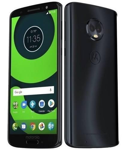 Motorola Moto G6 Play 4g Lte - Nuevos - Sellados - Tiendas