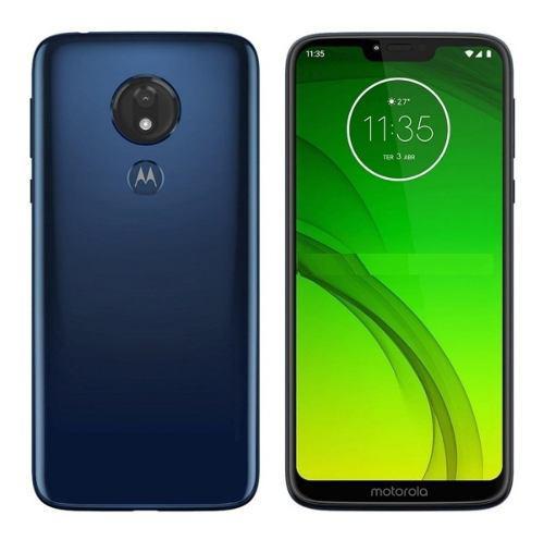 Motorola Moto G7 Power 64gb 4gb Ram Libre De Fabrica- Sellad