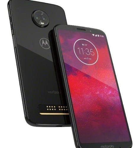 Motorola Moto Z3 Play 6gb Ram 128gb L/fa. Sellado Oferta
