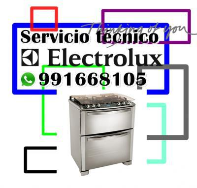 017582532 COCINAS ELECTROLUX SERVICIO TECNICO EN LA MOLINA