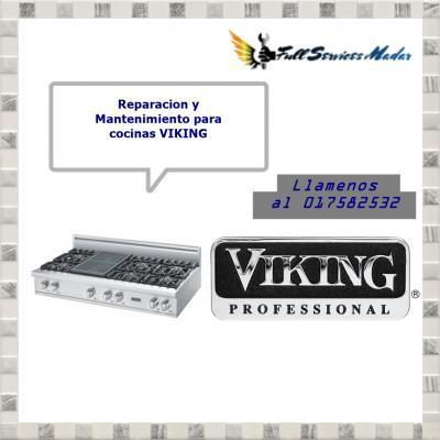 017582532 MANTENIMIENTO Y REPARACION PARA COCINAS VIKING