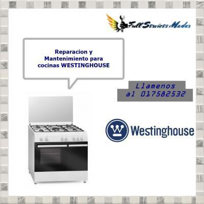 017582532 WESTINGHOUSE REPARACION Y MANTENIMIENTO PARA