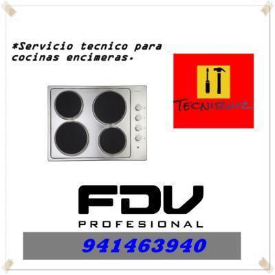 941463940 FDV COCINA VITROCERAMICA SERVICIO TECNICO LIMA