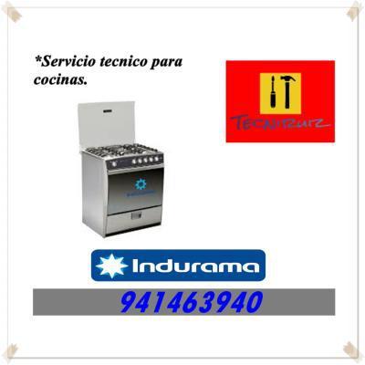 941463940 SERVICIO TECNICO INDURAMA MANTENIMIENTO COCINAS