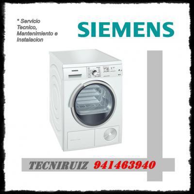 941463940 SIEMENS SECADORA SERVICIO TECNICO MANTENIMIENTO
