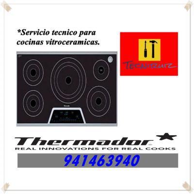 941463940 THERMADOR COCINAS VITROCERAMICAS SERVICIO TECNICO