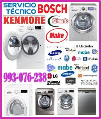 Bosch servicio tecnico de lavadoras bosch