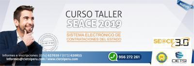 CURSO TALLER SEACE 2019 (NUEVO)