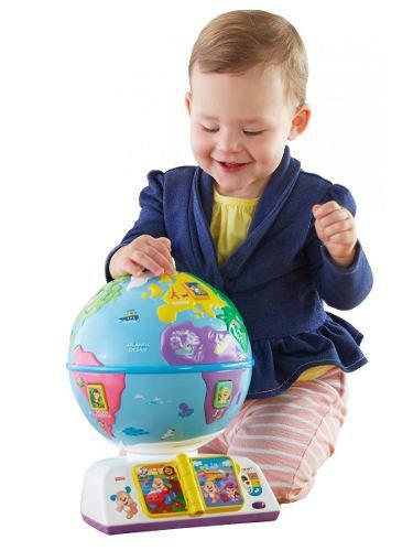 Fisher Prise Mundo De Aprendizaje Interactivo Niños De 0 A