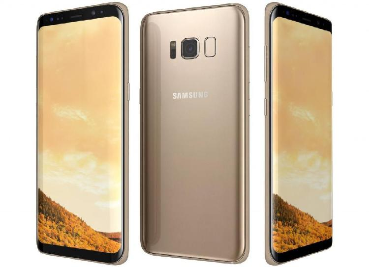 Samsung Galaxy S8 Plus Nuevo, no S9, no S10, no iPhone