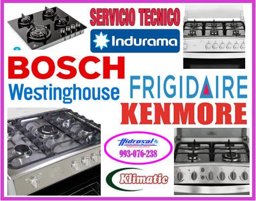 Servicio tecnico de cocinas a gas y mantenimientos