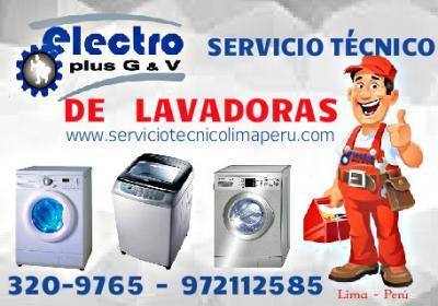 servicio con respecto, servicio tecnico de lavadoras