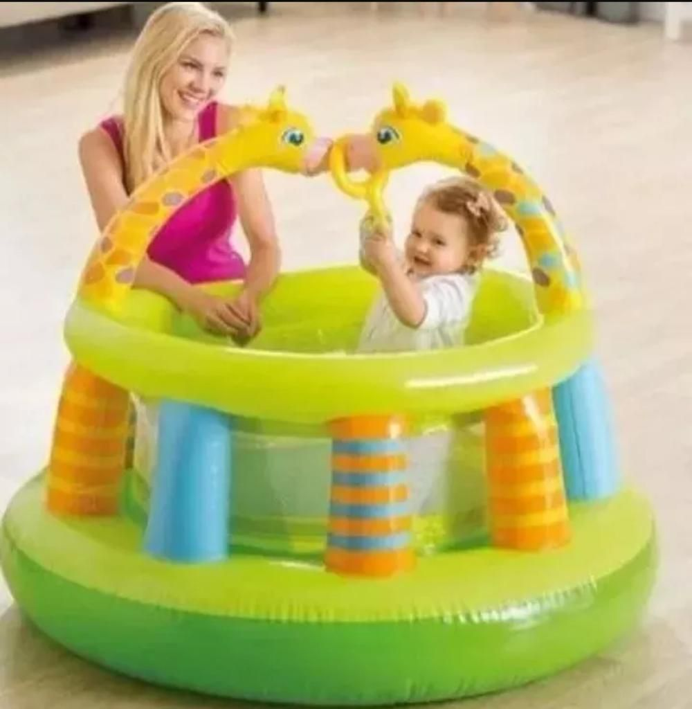 Corral Inflable Intex