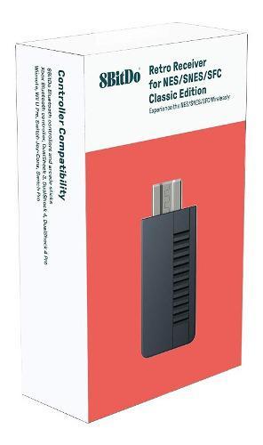 Adaptador Mando Bluetooth 8bitdo Super Nintendo Classic Mini
