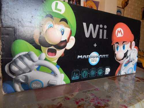 Nintendo Wii Mario Kart 9 De 10