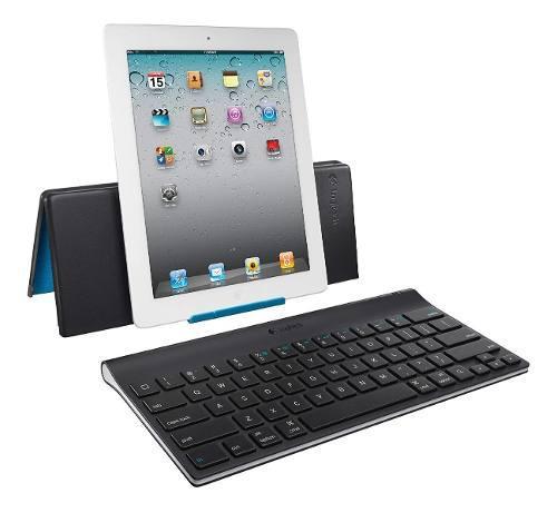 Teclado Portable Logitech iPad 6ª 9.7 Pro 11 Mini 5 Air