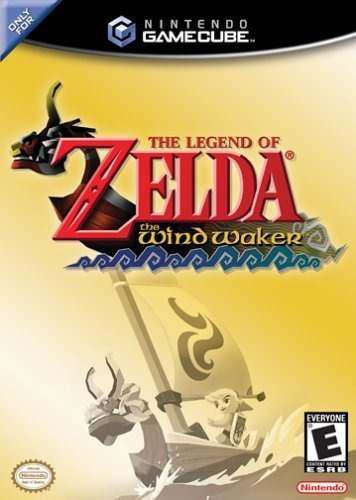 Leyenda De Zelda The Wind Waker Gamecube