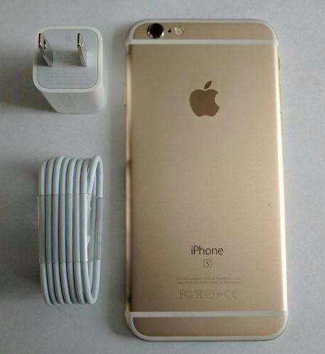 iPhone 6s 32gb Apple Usado Buen Estado + Cargador / Tienda