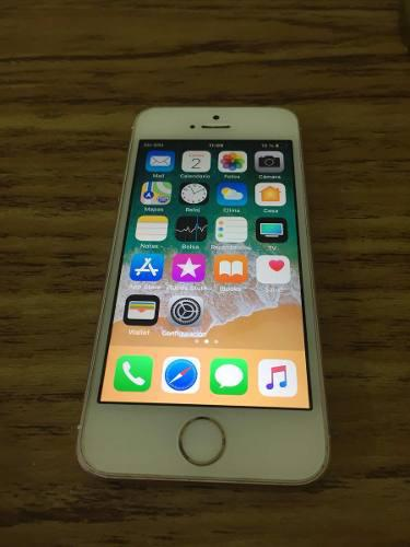 iPhone Se 16gb Rose Gold Libre 4g