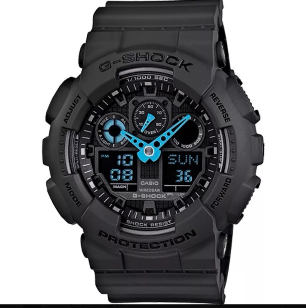 Reloj Casio G Shock Ga 100