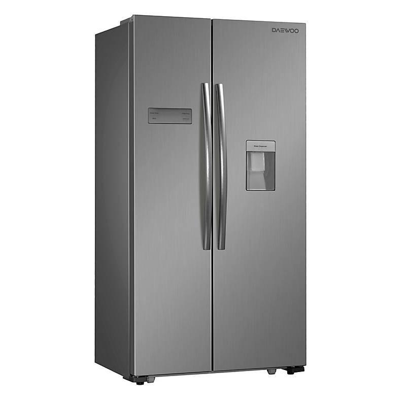 Refrigerador FRS-520HCSD 517 Lts Inox DAEWOO