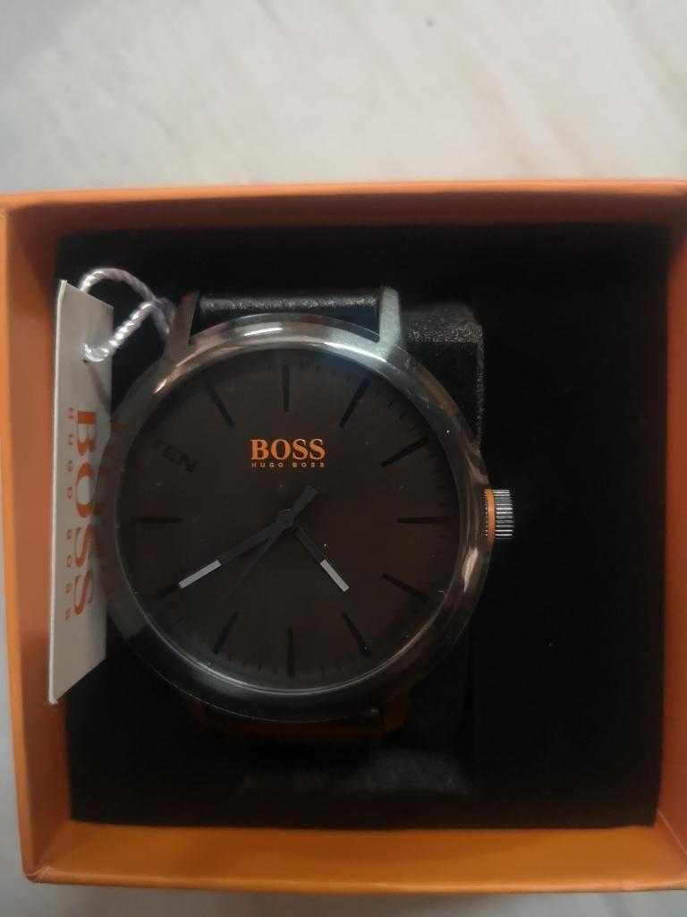 Reloj Hugo Boss  Copenhagen Acero Inoxidable Correa