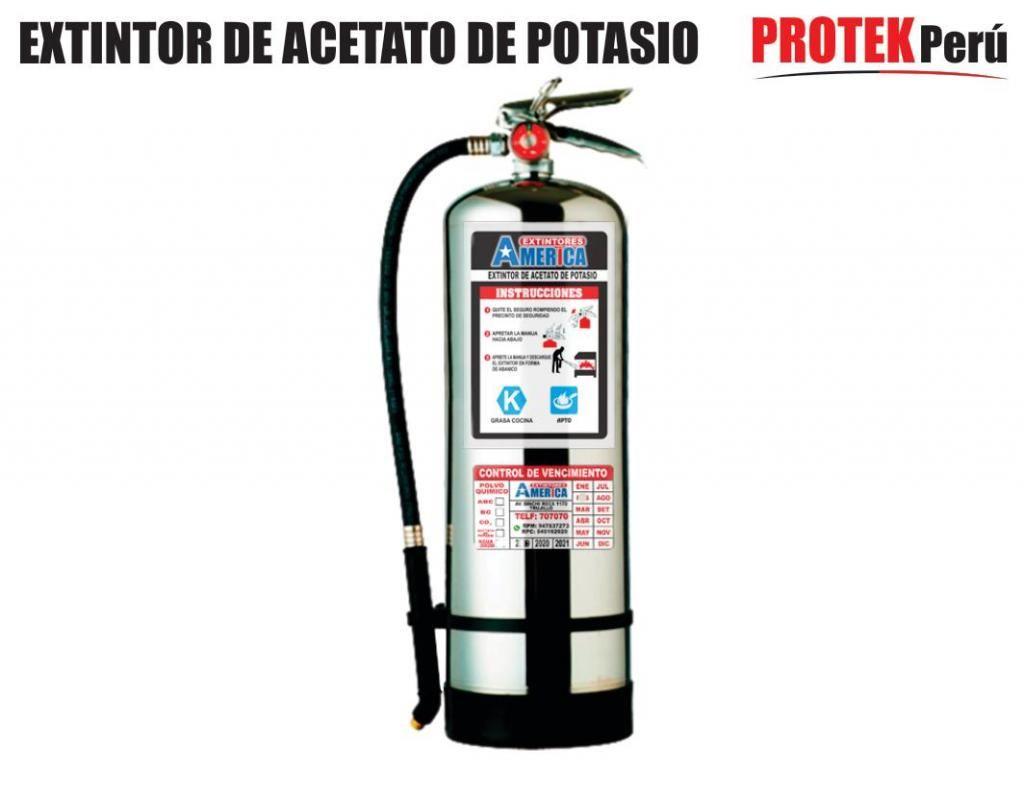 EXTINTORES EN TRUJILLO CEL:  (Extintores America)