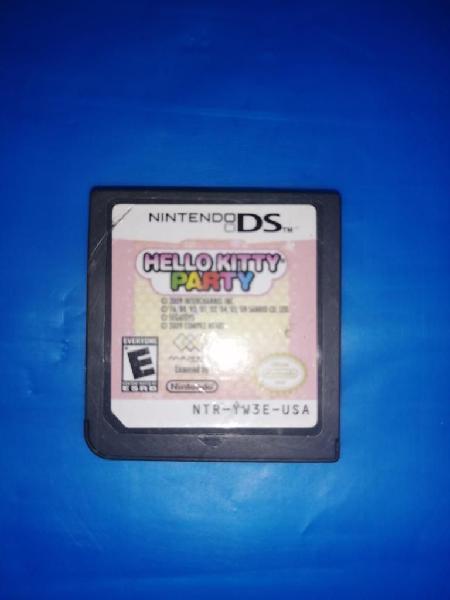 Hello Kitty para Nintendo Ds