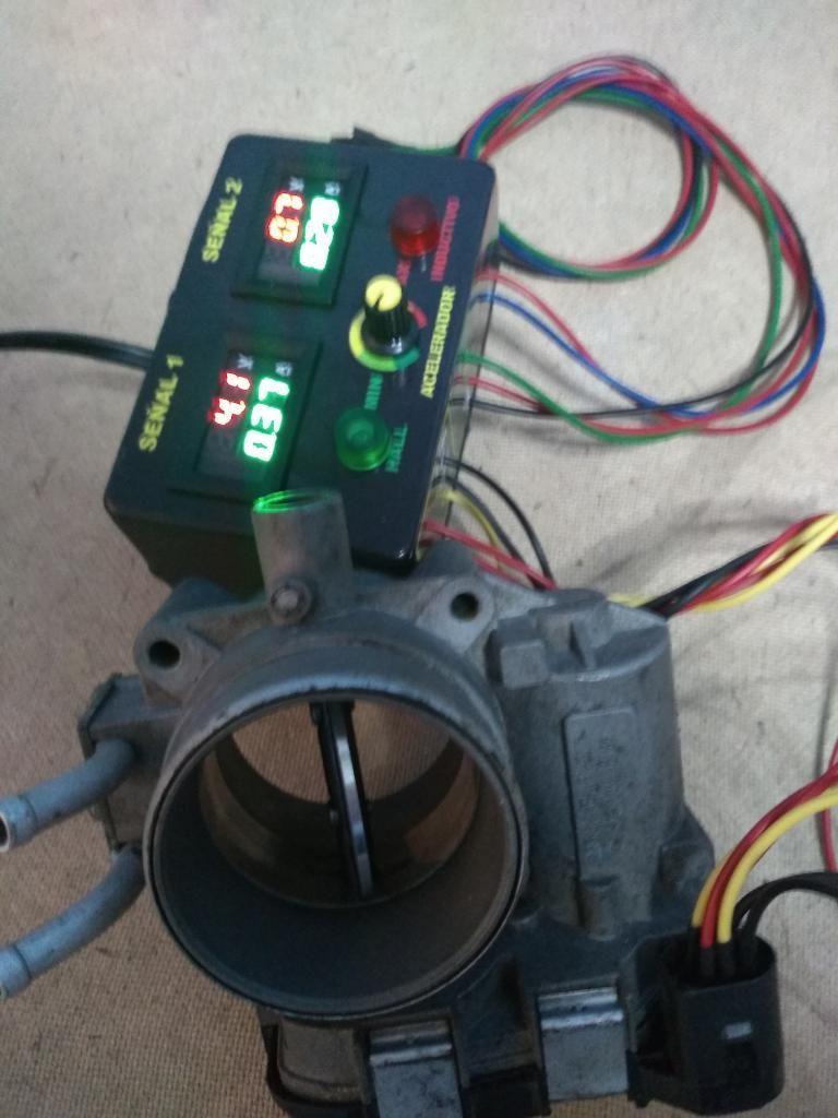Probador de Obturador Eléctronico Y Tps