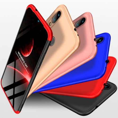 Carcasa, Funda Protectora 360° Xiaomi Redmi Note 7 + Mica