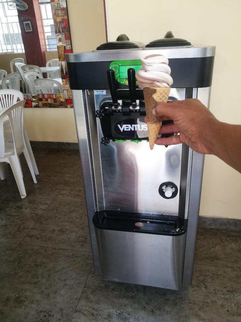 Vendo Maquina de Helados de Crema Nueva