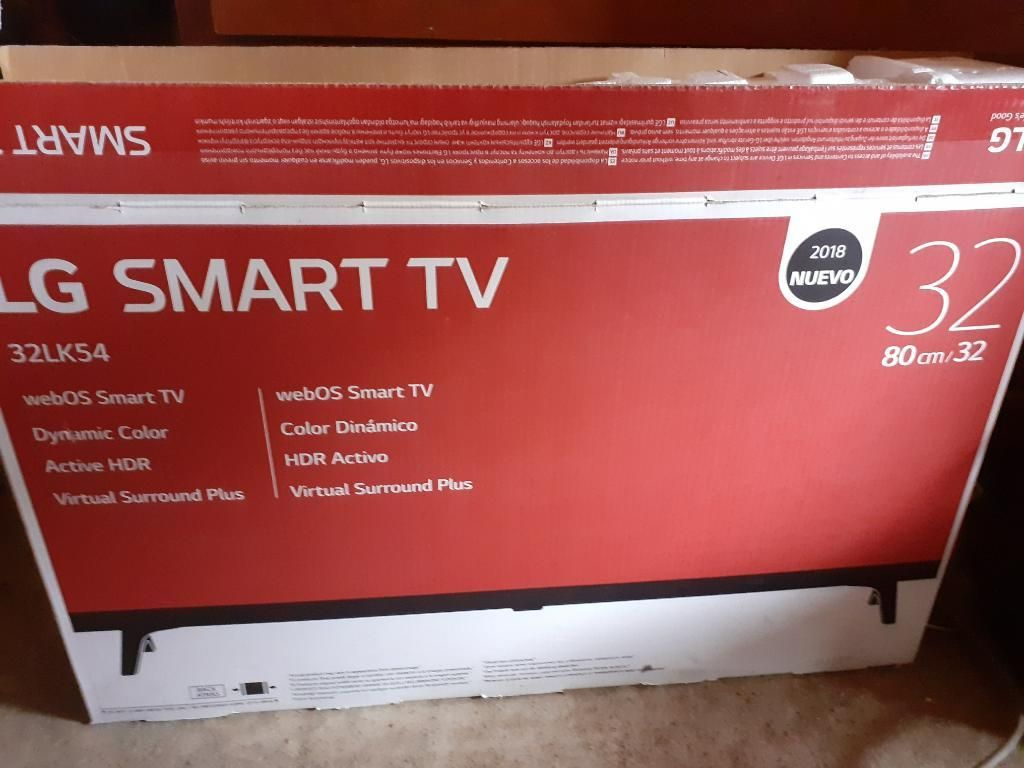 Vendo Smart Tv Lg