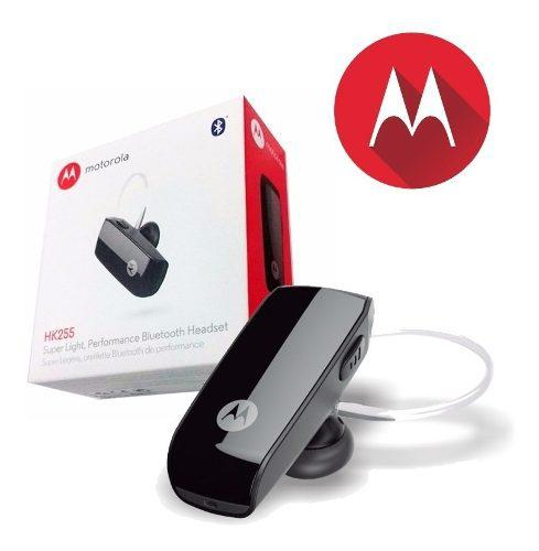 Audífono Bluetooth Motorola Manos Libres Hk255 Garantia