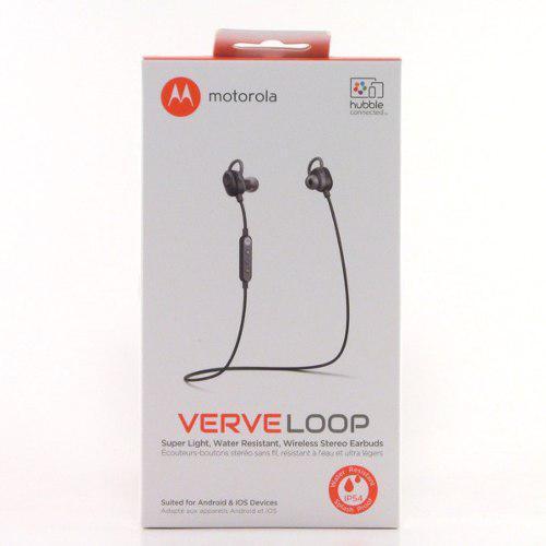Audífono Bluetooth Motorola Verveloop Deportivo Original Ok
