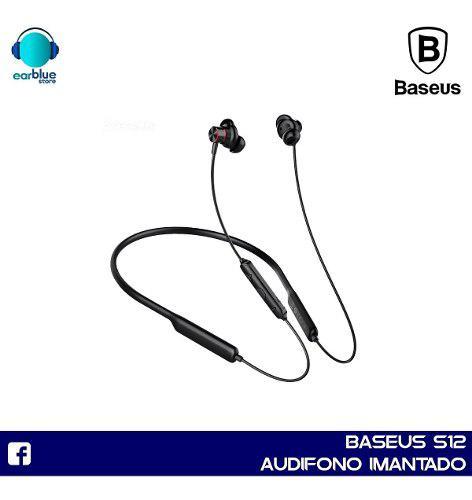Audifono Bluetooth Baseus S12 Con Cierre En Imán