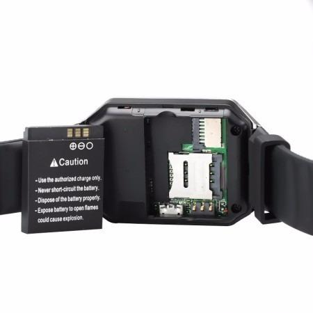 Baterias 100% Nuevas Para Smart Watch Dz09